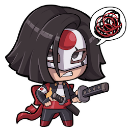 Suicide Squad Facebook sticker #15