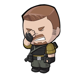 Suicide Squad Facebook sticker #20