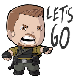 Suicide Squad Facebook sticker #22