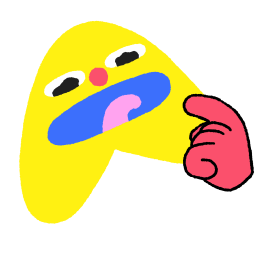 Sweaty Drops Facebook sticker #16