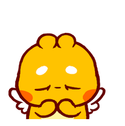 Facebook / Messenger Sweet QooBee sticker #5