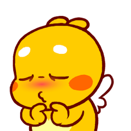 Facebook / Messenger Sweet QooBee sticker #21