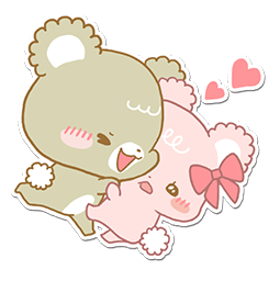 Sweet Sugar Cubs Facebook sticker #6