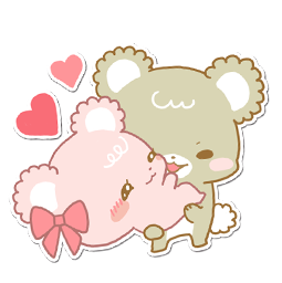 Sweet Sugar Cubs Facebook sticker #18