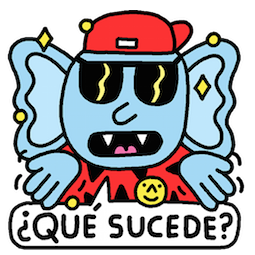 Take It Easy Facebook sticker #10