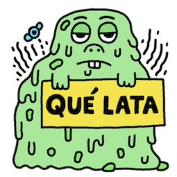 Take It Easy Facebook sticker #11
