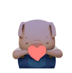 The Dam Keeper Facebook sticker #3