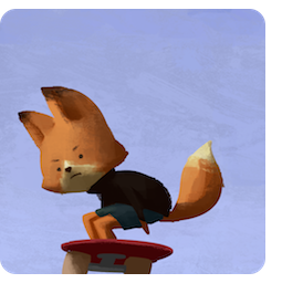 The Dam Keeper Facebook sticker #9