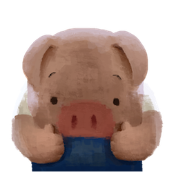 The Dam Keeper Facebook sticker #10
