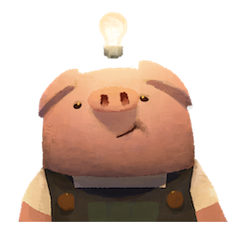 The Dam Keeper Facebook sticker #12