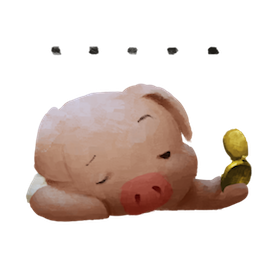 The Dam Keeper Facebook sticker #16