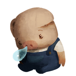 The Dam Keeper Facebook sticker #17