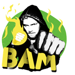 The Defenders Facebook sticker #9