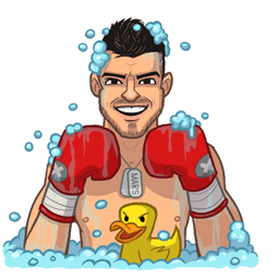 The Expendables 3 Facebook sticker #13