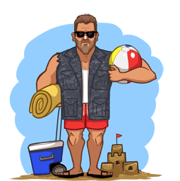 The Expendables 3 Facebook sticker #26