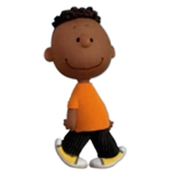 Snoopy et les Peanuts Facebook sticker #5