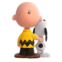 Snoopy et les Peanuts Facebook sticker #6