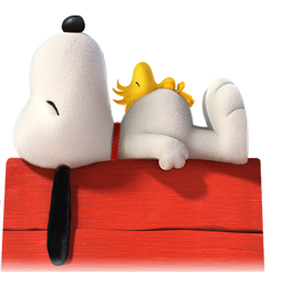 Snoopy et les Peanuts Facebook sticker #13