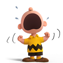 Snoopy et les Peanuts Facebook sticker #20