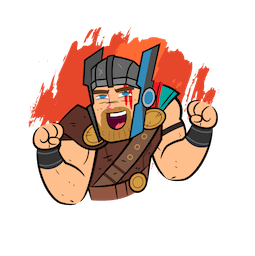 Facebook / Messenger sticker Thor: Ragnarok #1