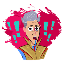 Sticker de Facebook / Messenger Thor : Ragnarok #6