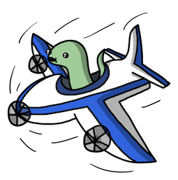 Facebook / Messenger Tiny Snek and Friends sticker #18