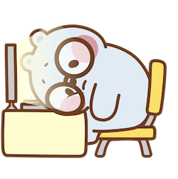 Facebook sticker Tonton Friends 2 13