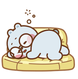 Facebook sticker Tonton Friends 2 18