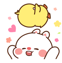 Tonton Friends Returns Facebook sticker #8