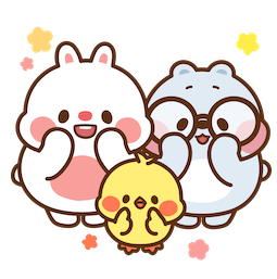 Tonton Friends Returns Facebook sticker #11