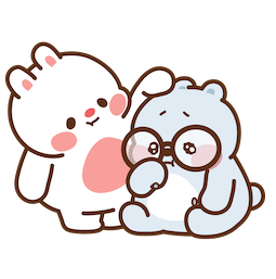 Tonton Friends Returns Facebook sticker #14
