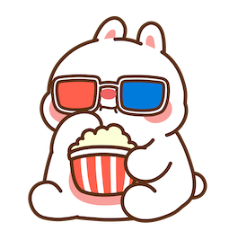 Tonton Friends Returns Facebook sticker #19