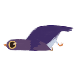 Trash Doves Facebook sticker #3