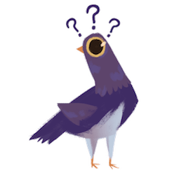 Trash Doves Facebook sticker #7