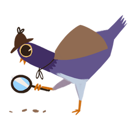 Trash Doves Facebook sticker #8