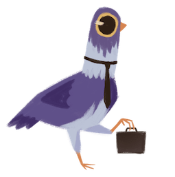Trash Doves Facebook sticker #13