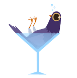 Palomas urbanas Facebook sticker #14