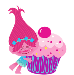 Trolls Facebook sticker #17