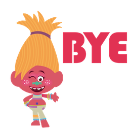 Trolls Facebook sticker #20