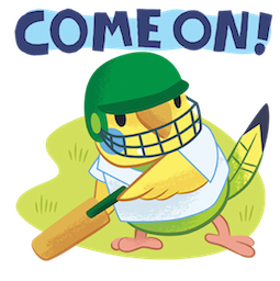 Tweet Tweet-Sittich Facebook sticker #3