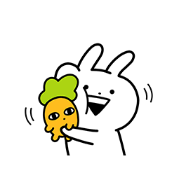 Ultra Usagyuuun Facebook sticker #4