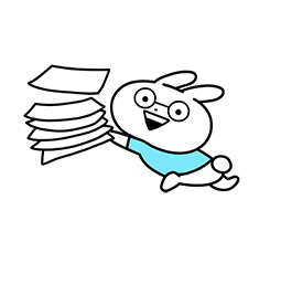 Ultra Usagyuuun Facebook sticker #7