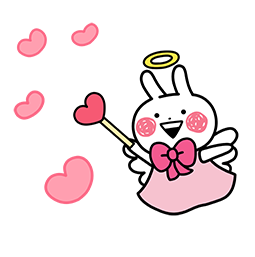 Ultra Usagyuuun Facebook sticker #10