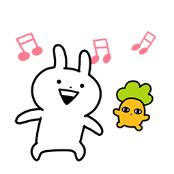 Ultra Usagyuuun Facebook sticker #22