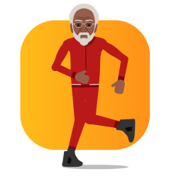 Stickers de Facebook Uncle Drew