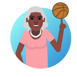 Uncle Drew Facebook sticker #4