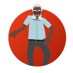 Uncle Drew Facebook sticker #7