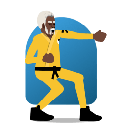 Uncle Drew Facebook sticker #10
