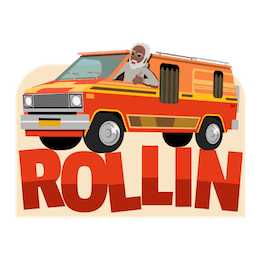 Uncle Drew Facebook sticker #11