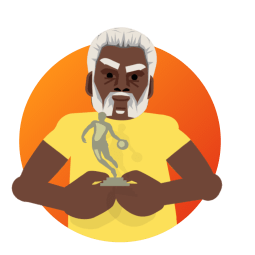 Uncle Drew Facebook sticker #13